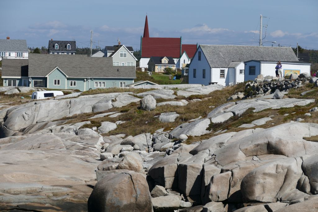 Dorf Peggy Cove