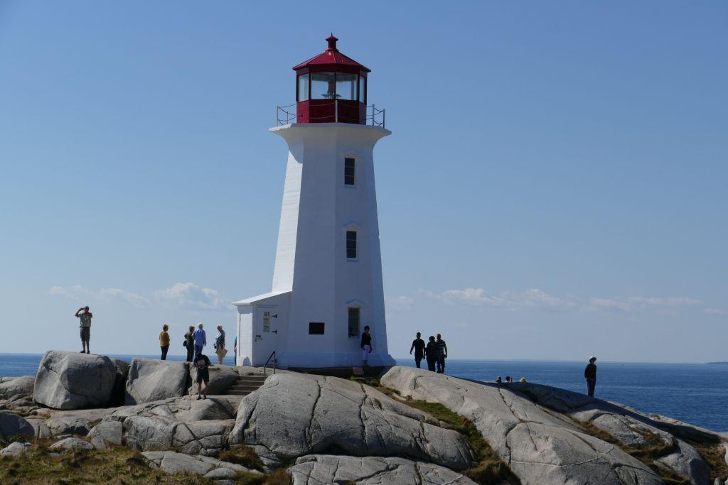 Leuchtturm 1 Peggy Cove