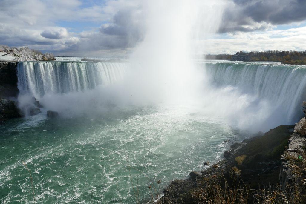 Canadische Niagara Falls