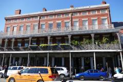 Hausfassade New Orleans 1
