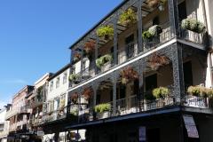 Hausfassade New Orleans 2