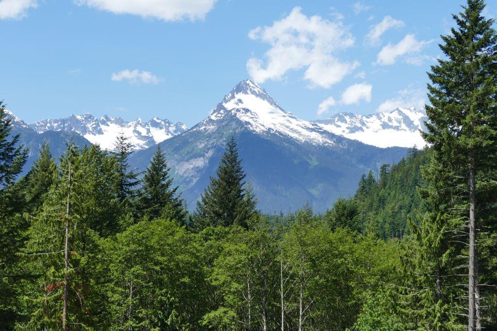 Durch die Rocky Mountains 1