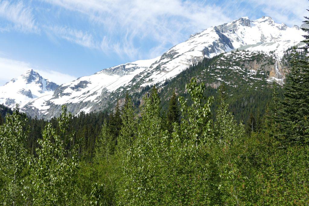 Durch die Rocky Mountains 3