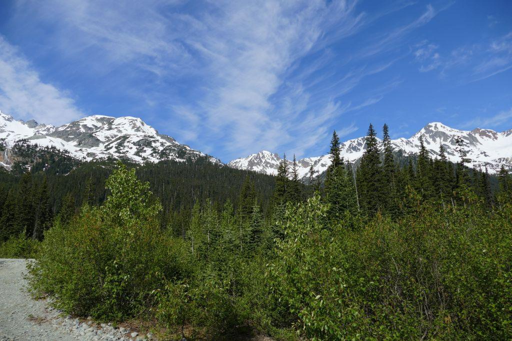 Durch die Rocky Mountains 4