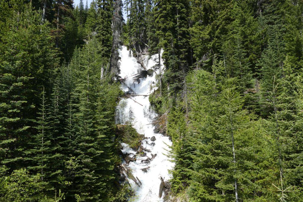 Durch die Rocky Mountains 5