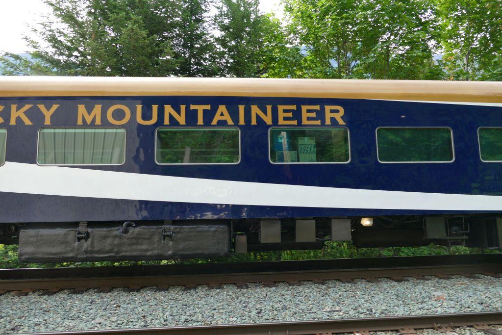 Rocky Mountaineer Reisezug 2