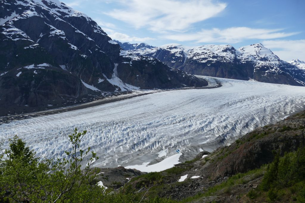 Salmen Glacier 1