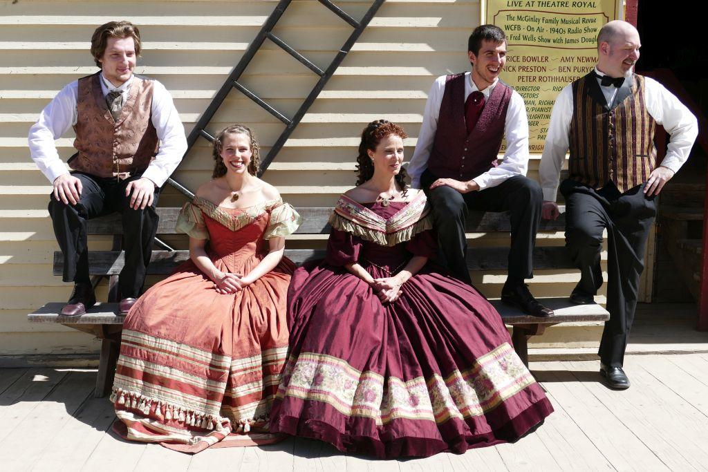 Schauspieler Theater Royal