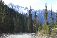 Durch die Rocky Mountains 2