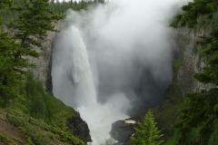 Helmcken Wasserfall 1