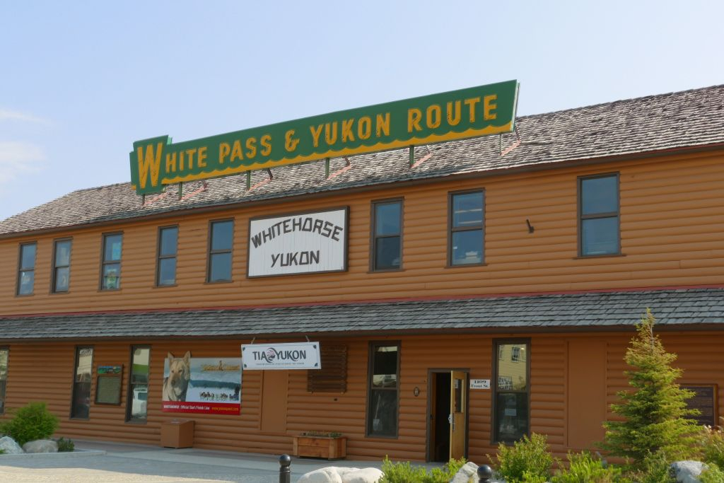 Bahnhof Whitehorse