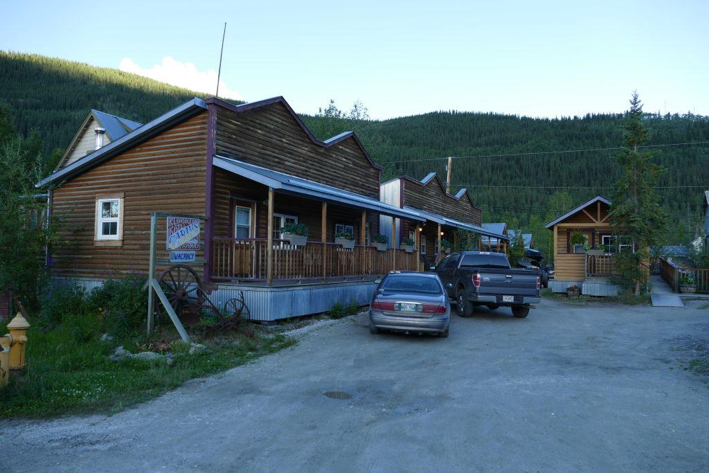 Dawson City Einfamilienhäuser
