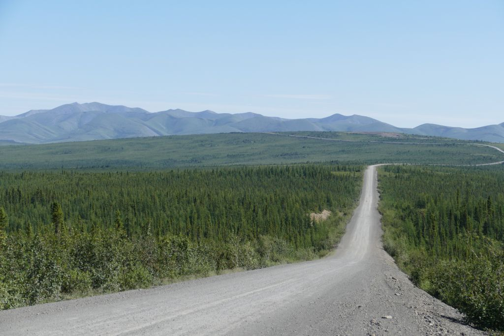 Dempster Hwy 4