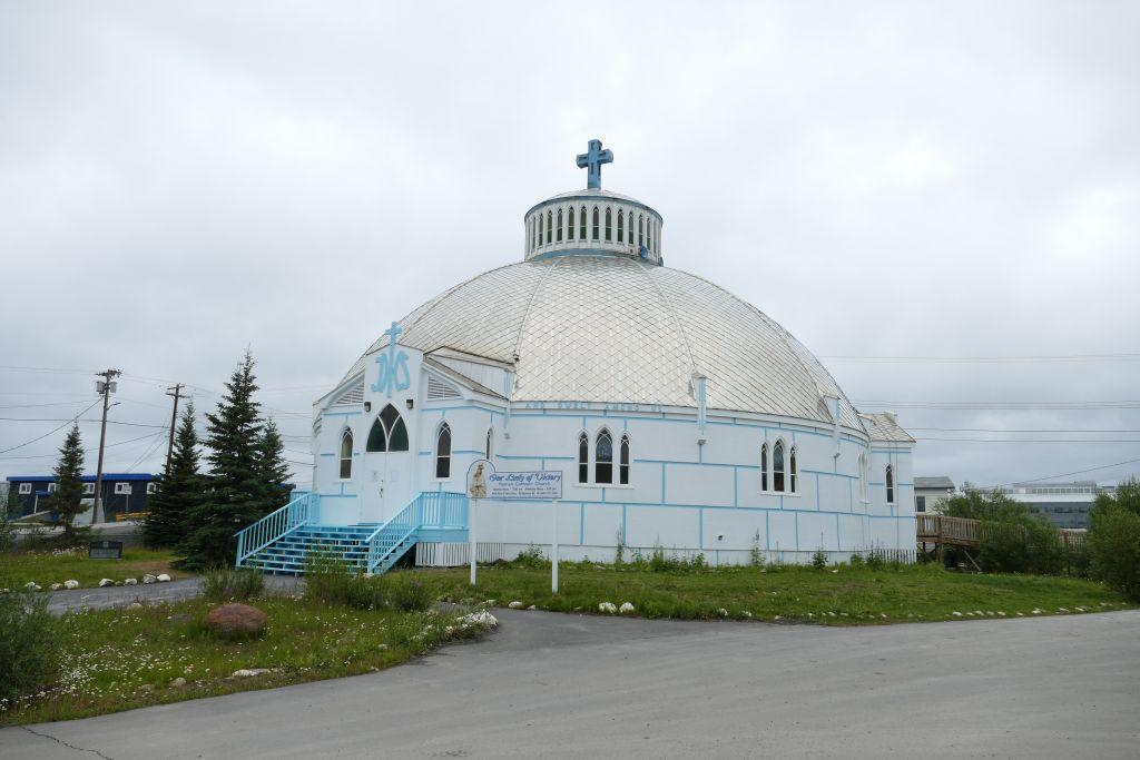 Inuvik Iglu Kirche