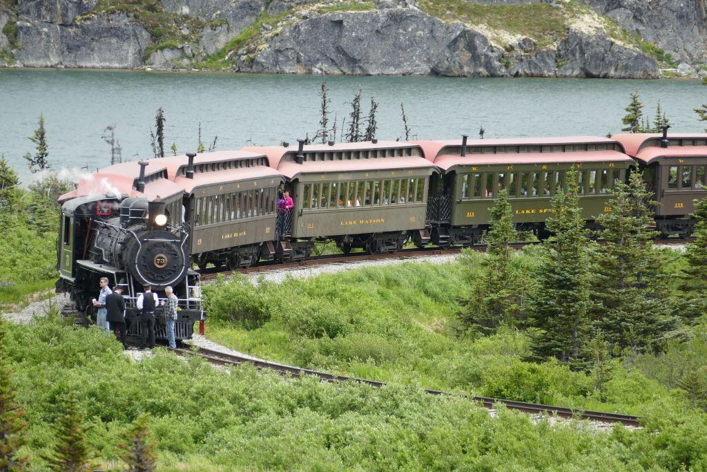 Whitepass Eisenbahn 1
