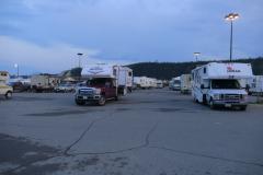 Camping Walmart Whitehorse 1
