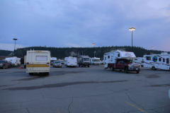 Camping Walmart Whitehorse 2