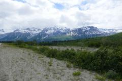 Richtung Chilkat Pass