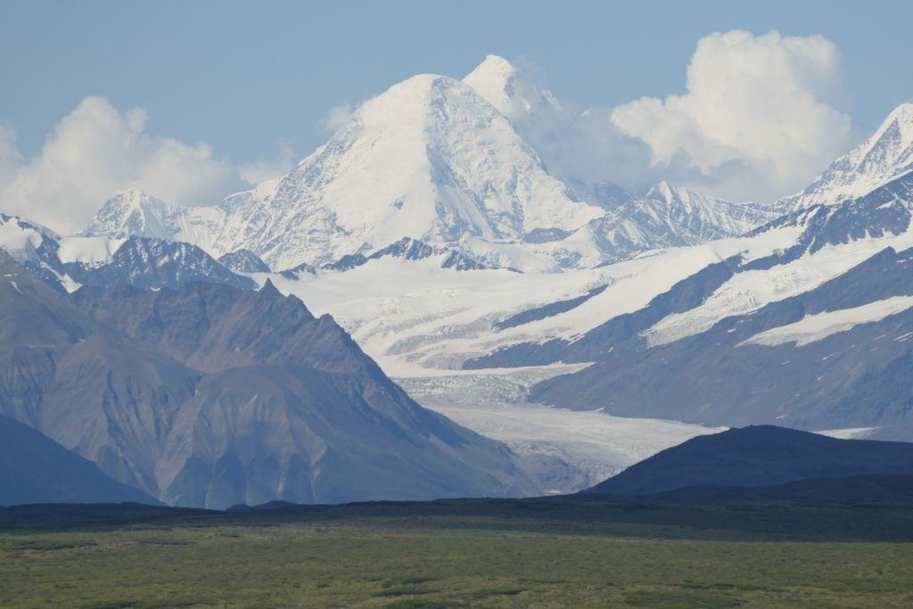 Alaska Range vom Denali Hwy 10