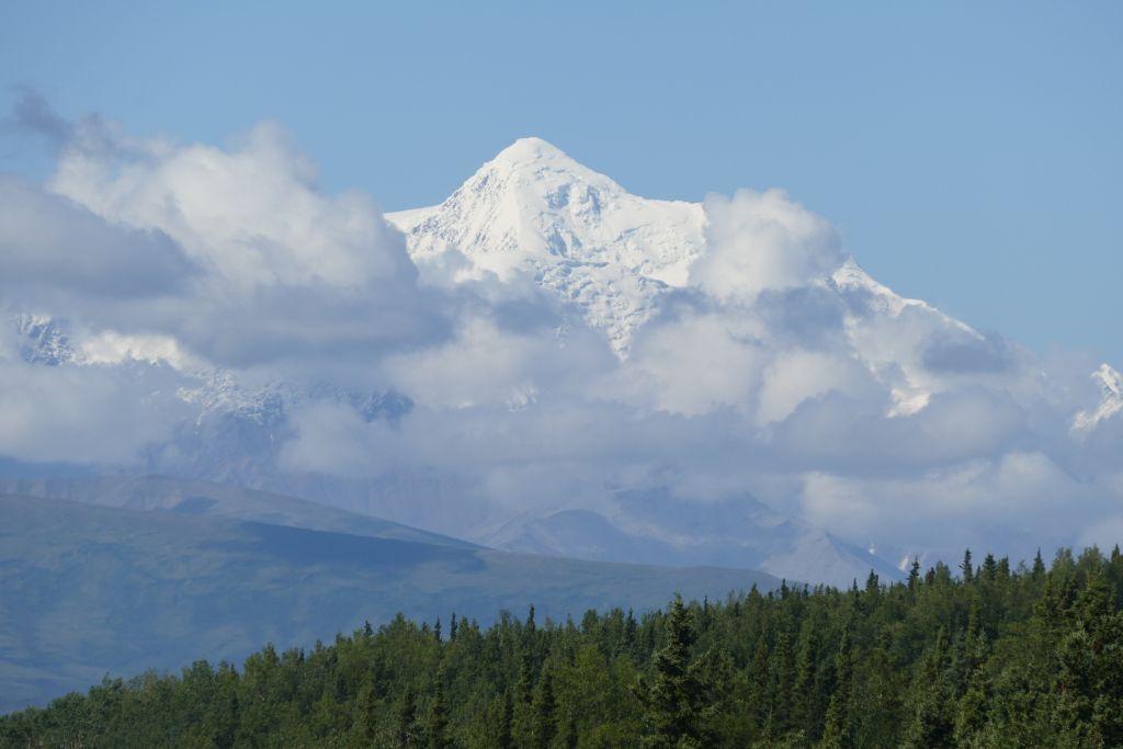 Alaska Range vom Denali Hwy 3