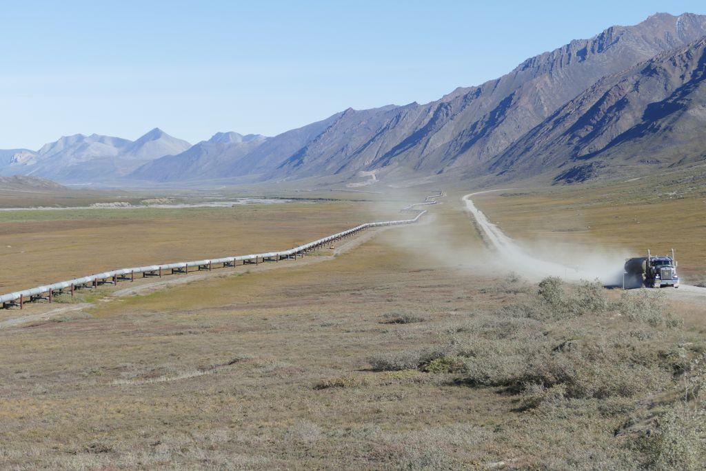 Richtung Atigun Pass 3