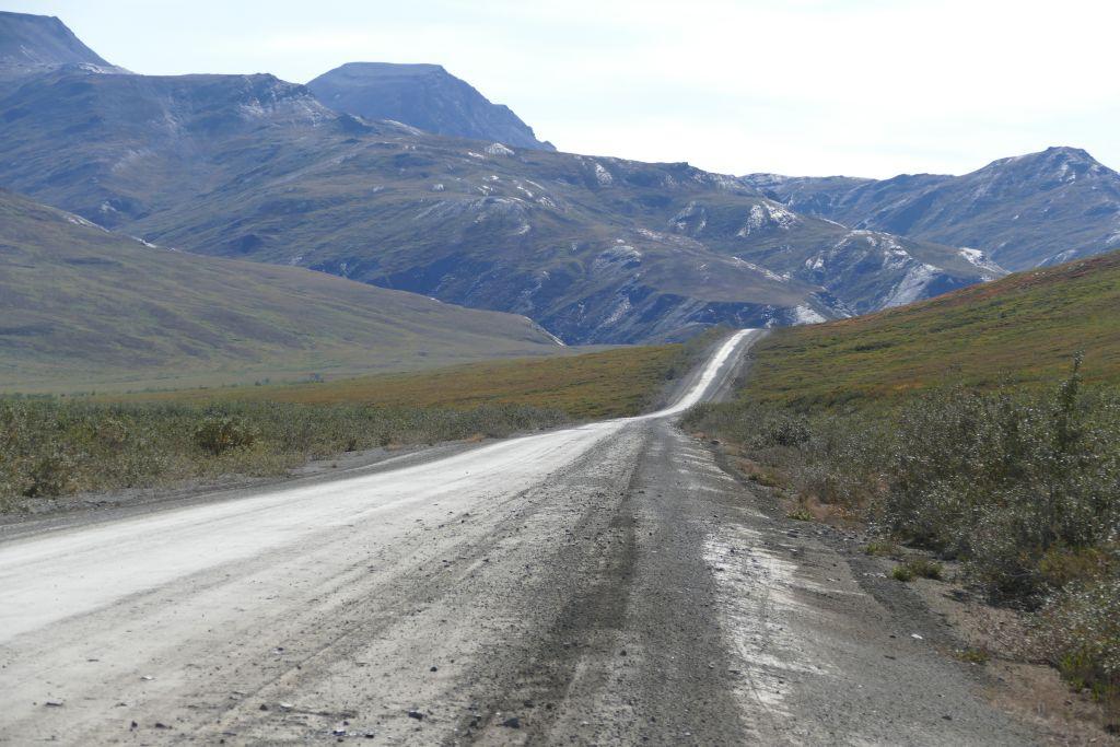 Richtung Atigun Pass 6