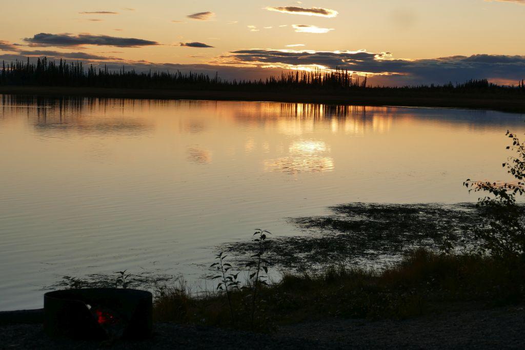 Am Yarger Lake 3