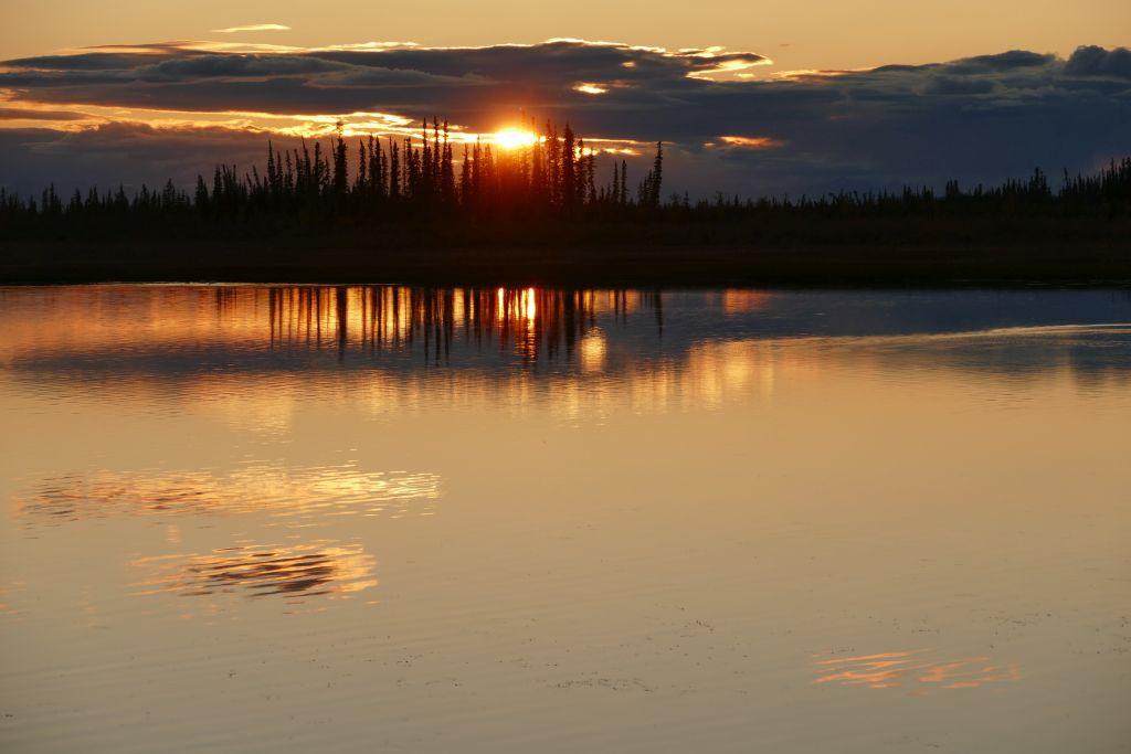 Am Yarger Lake 4