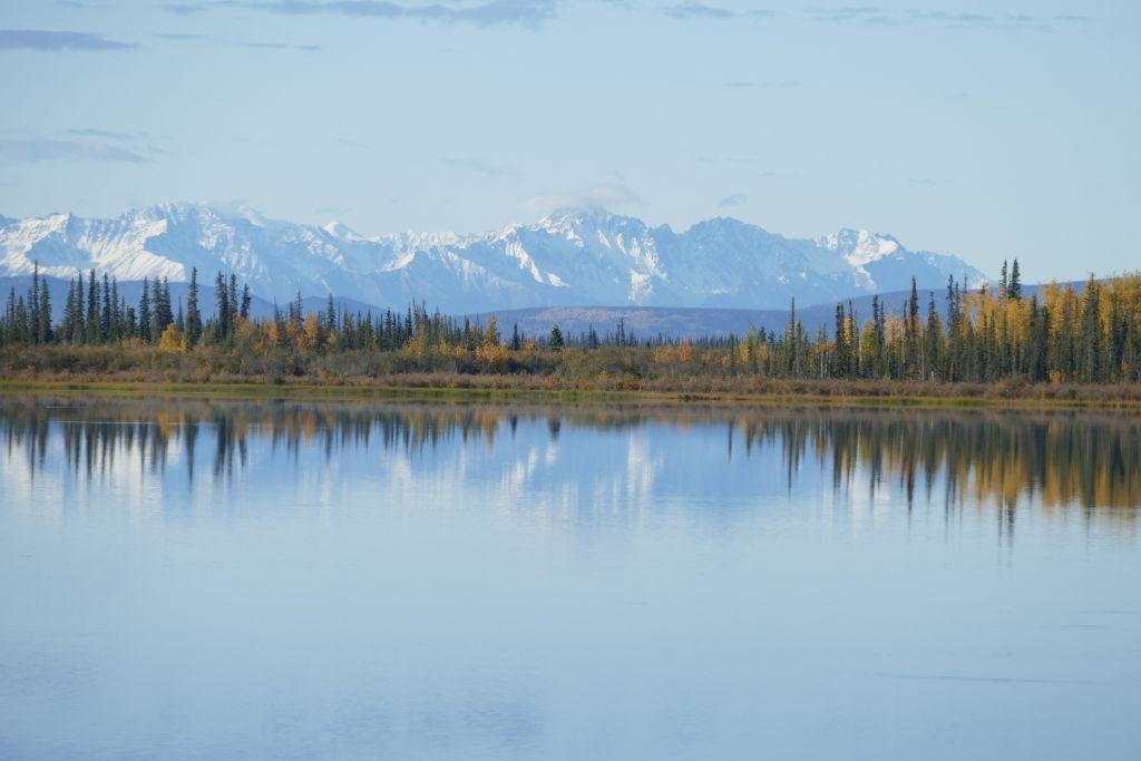 Am Yarger Lake 5