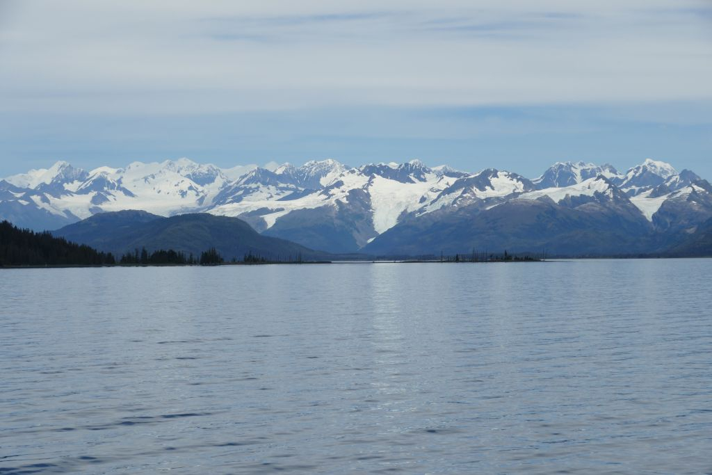 Berge Prince William Sound 3