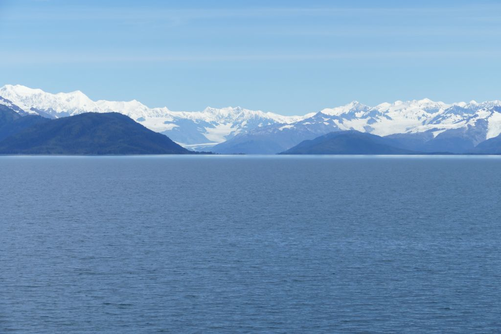 Berge Prince William Sound