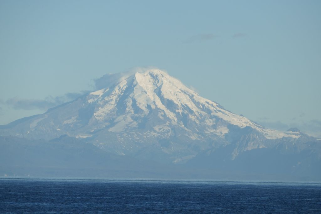Berge an Cook Inlet 1