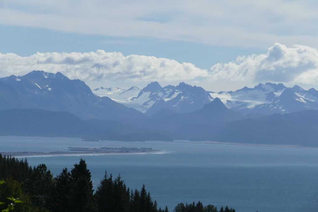 Berge an Cook Inlet 3