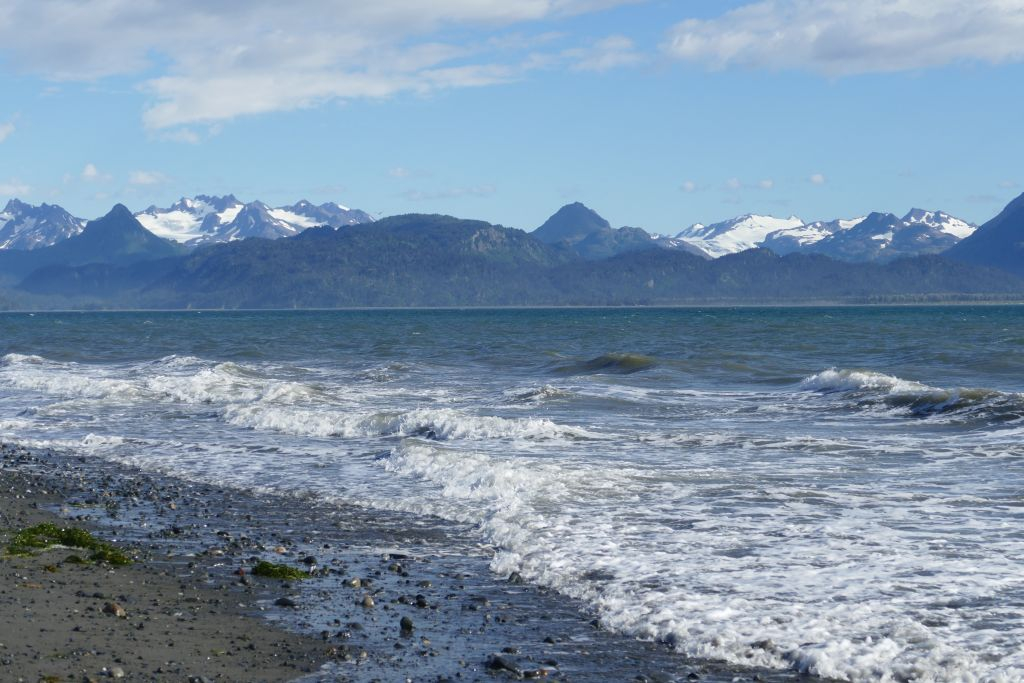 Berge an Cook Inlet 4