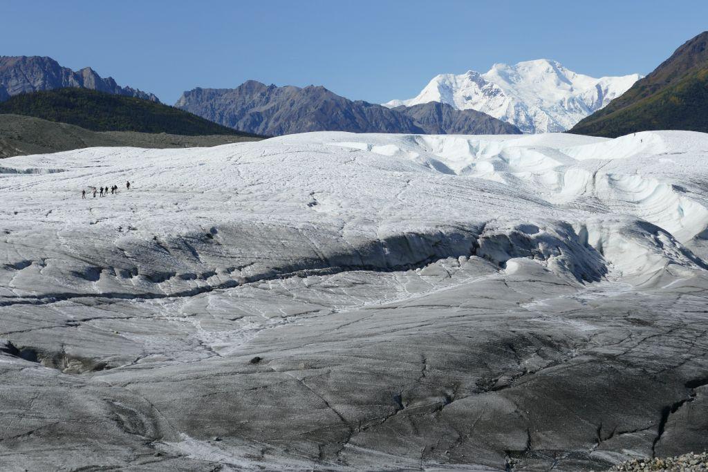 Kennicott Gletscher 1