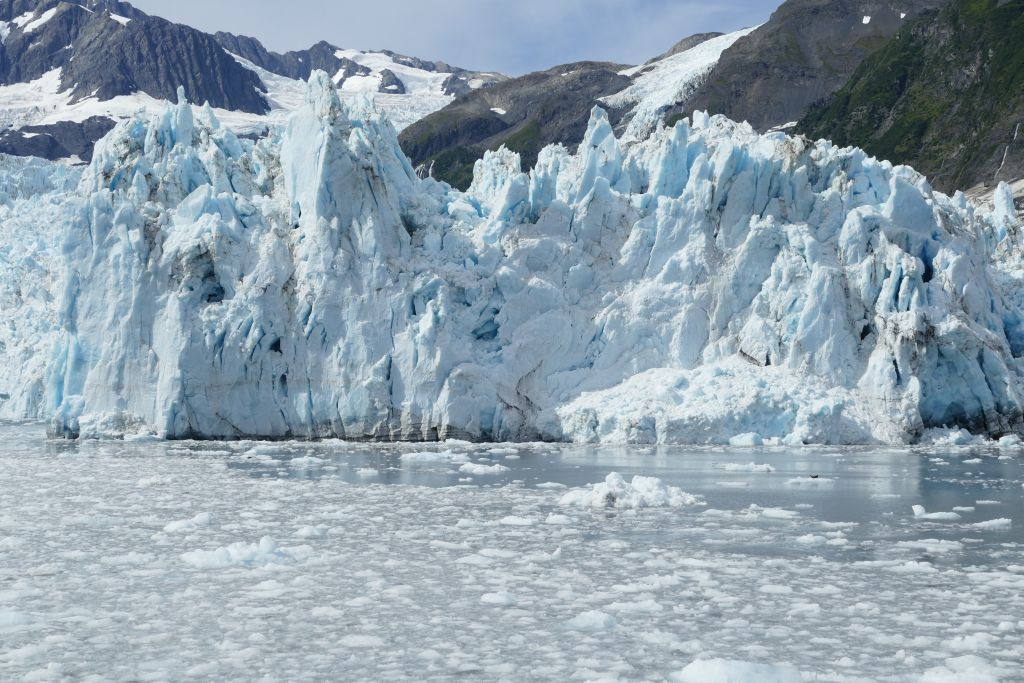 Surprise Glacier 4