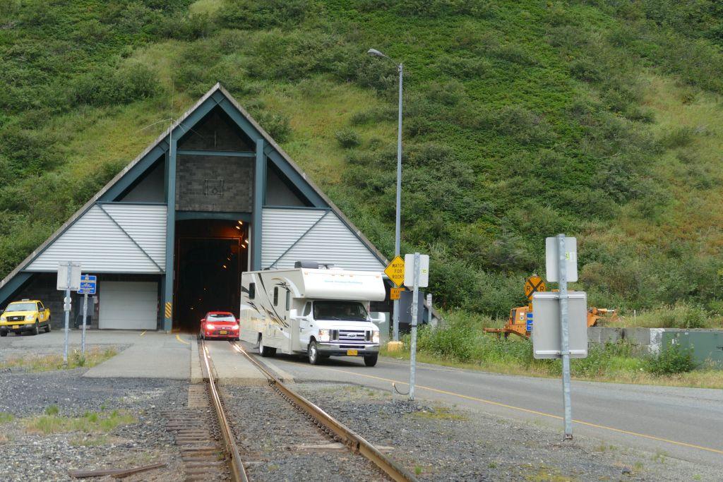 Tunnel Whittier