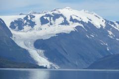 Gletscher Prince William Sound 1