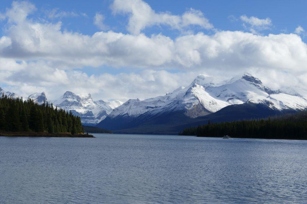 Maligne Lake 1