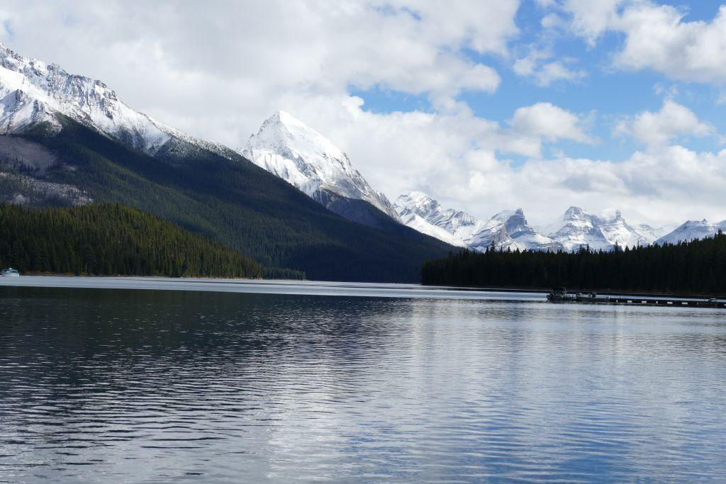 Maligne Lake 3