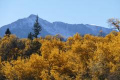 Herbst in den Rockys