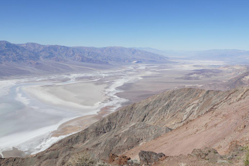 Ausblick von Dante View 1