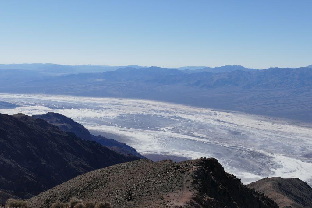 Ausblick von Dante View 2