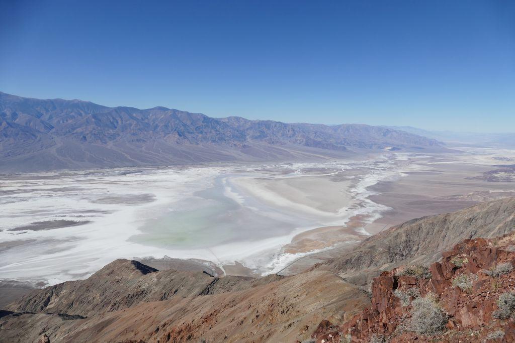Ausblick von Dante View 3