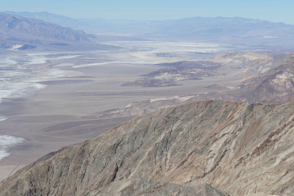 Ausblick von Dante View 4