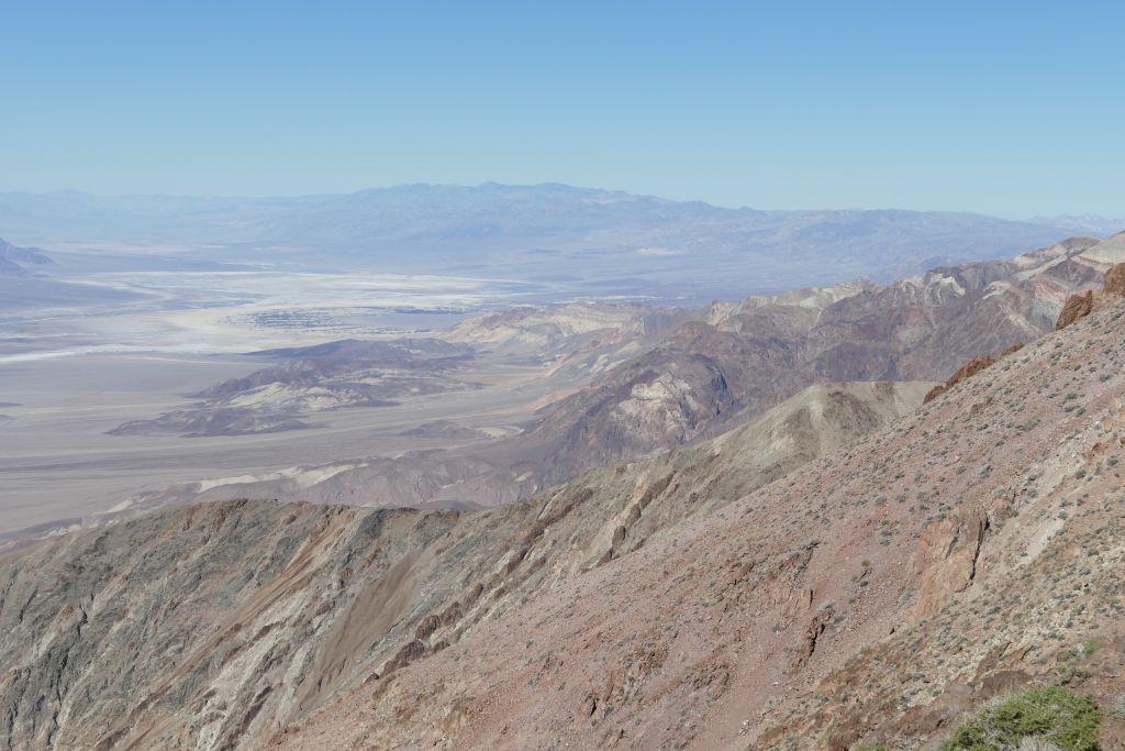 Ausblick von Dante View 5