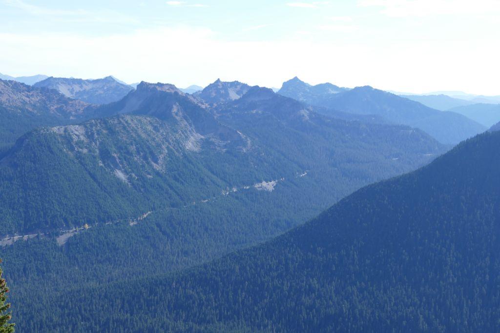 Cascade Berge 3