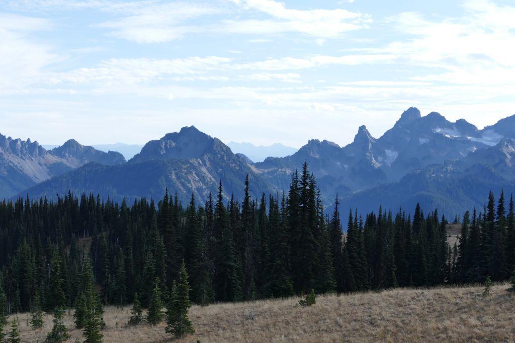 Cascade Berge 5