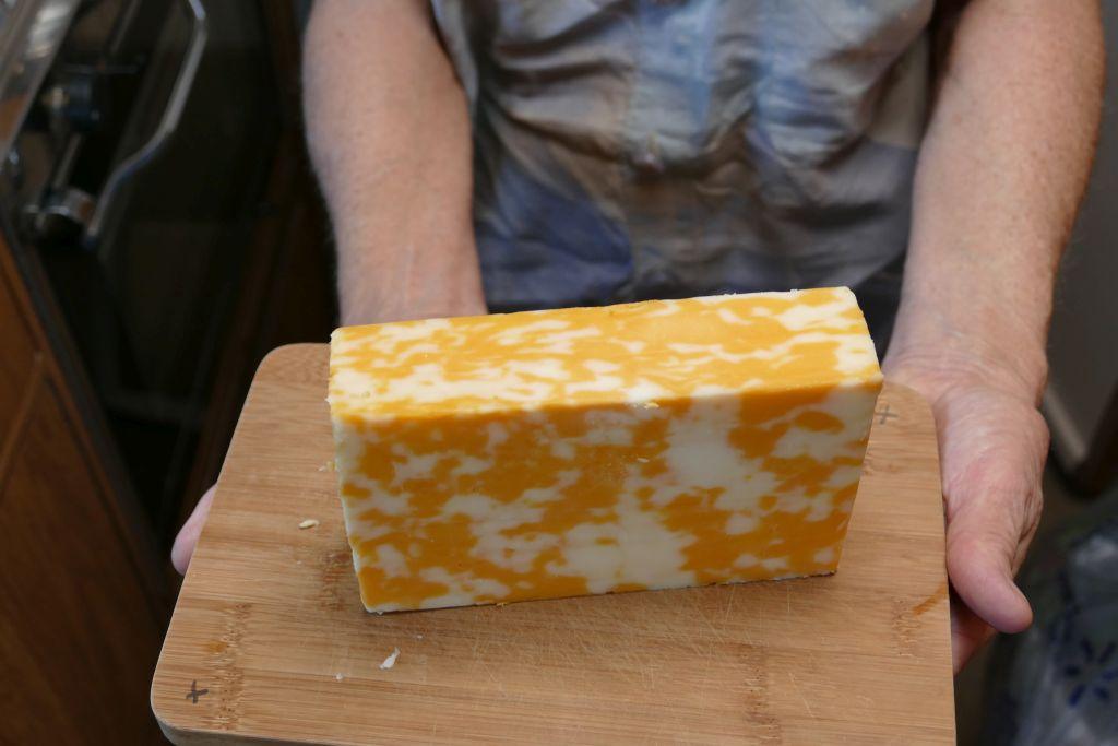 Cheddar Käse