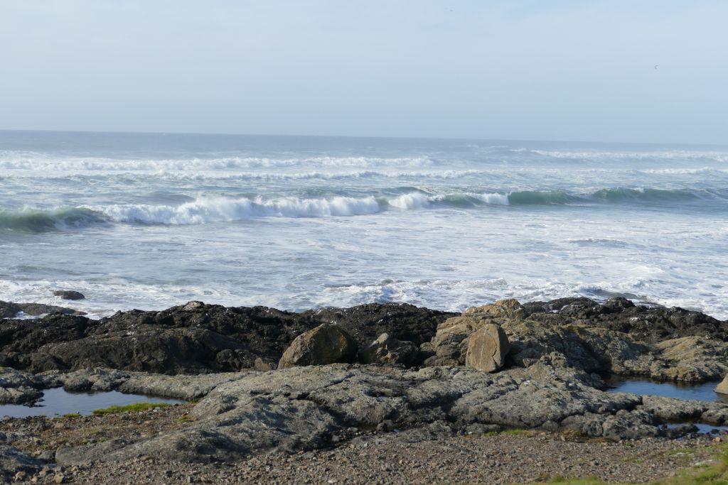 Wilde Küste Oregon 2